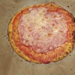 Bezglutenska podloga za picu