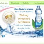 Ekologija, zdravlje, voda, Rosa