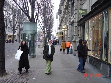 Cirih - Banhofstrasse
