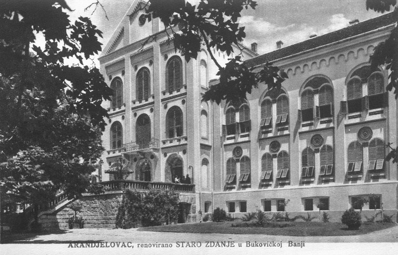 "Hotel \""Staro zdanje\"" po renoviranju"